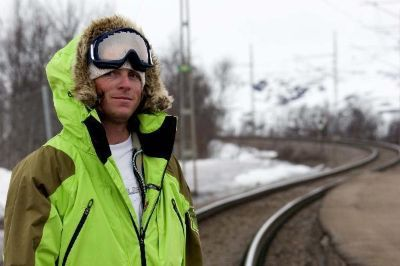 Chris Southwell, Snowboarder